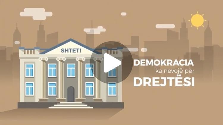 Reforma në Drejtësi Video