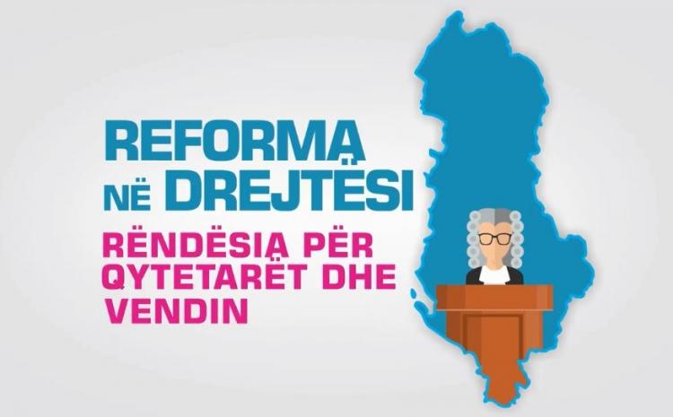 ISP - Reforma në drejtësi dhe rëndësia e saj për qytetarët dhe vendin