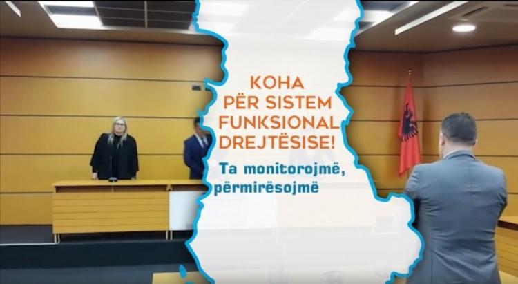 ISP - LIGJËRIMI POLITIK DHE PUBLIK MBI REFORMËN NË DREJTËSI